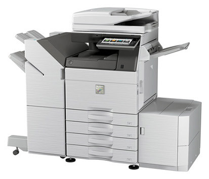 Digital Colour photocopier