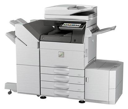 Digital Colour photocopier